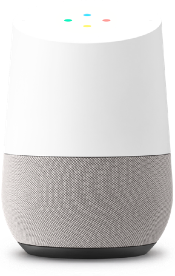 Figure 4: Google Home